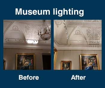 "BL GROUP presented our solutions' development for museum exhibits lighting at the ""Light in the Museum"" webinar"