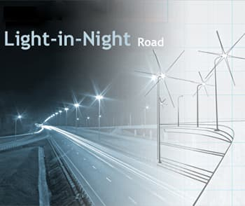 Certification of the program Light-in-Night Road