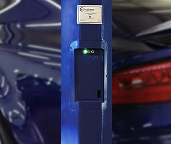 """Smart poles"" – a new alternative for charging electric vehicles and appliances"